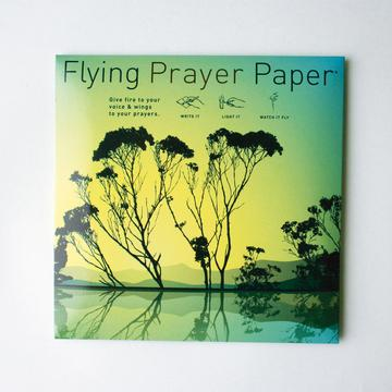 Flying Wish Paper Large Reflections Prayer Kit