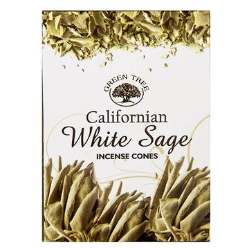 Californian White Sage Incense Cones
