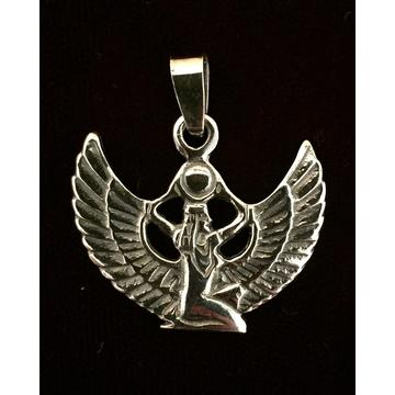 Isis with Lifted Wings Pendant